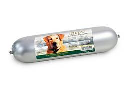 Колбаса Kippy Dog для собак с говядиной, рисом и овощами, 800 г