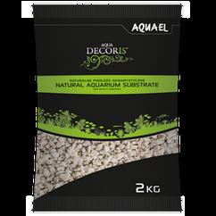 Грунт Aquael Aqua Decoris для аквариума натуральный 1.4-2 мм, 10 кг (115467 /246275)