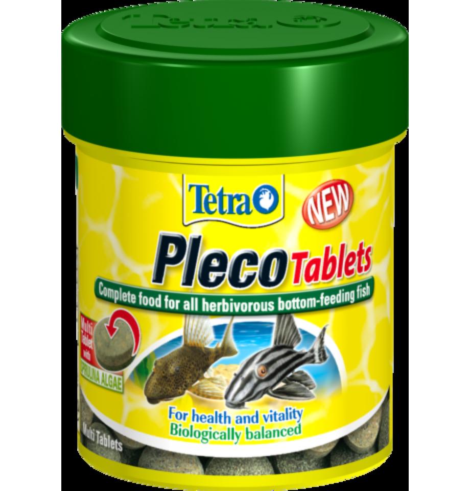 Корм Tetra Pleco Tablets для донных рыб в таблетках, 36 г