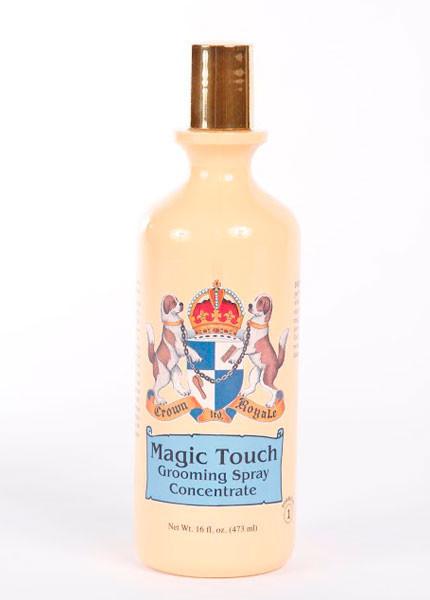 Спрей Crown Royale Magic Touch №1 для собак с тонкой шерстью, концентрат, 473 мл