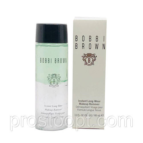 Жидкость для снятия макияжа Bobbi Brown Instant Long Wear Makeup Remover Liquid Green