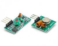 Радиомодуль 433мГц приемник+передатчик