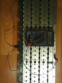 Акумулятор для електровелосипеда, сонячних батарей 24В 60аг літієвий