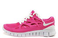 ca4e3c7b Женские кроссовки Nike Free Run Plus 2 07W размер 36 Розовый  (Ua_Drop_109830-36)