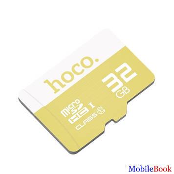 Карта памяти Hoco MicroSDHC 32Gb
