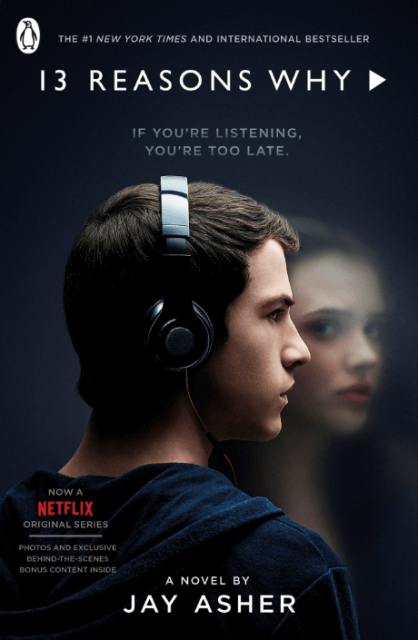 Книга Thirteen Reasons Why (TV tie-in)