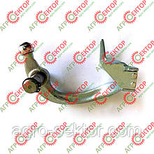 Ричаг ножа в'язального апарату з ножом і пальцем на пресс-подборщи Rivierre Casalis RS6020 BK