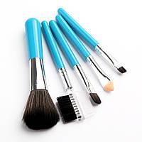 Набор кистей для макияжа 5 шт. Mei Hong Da