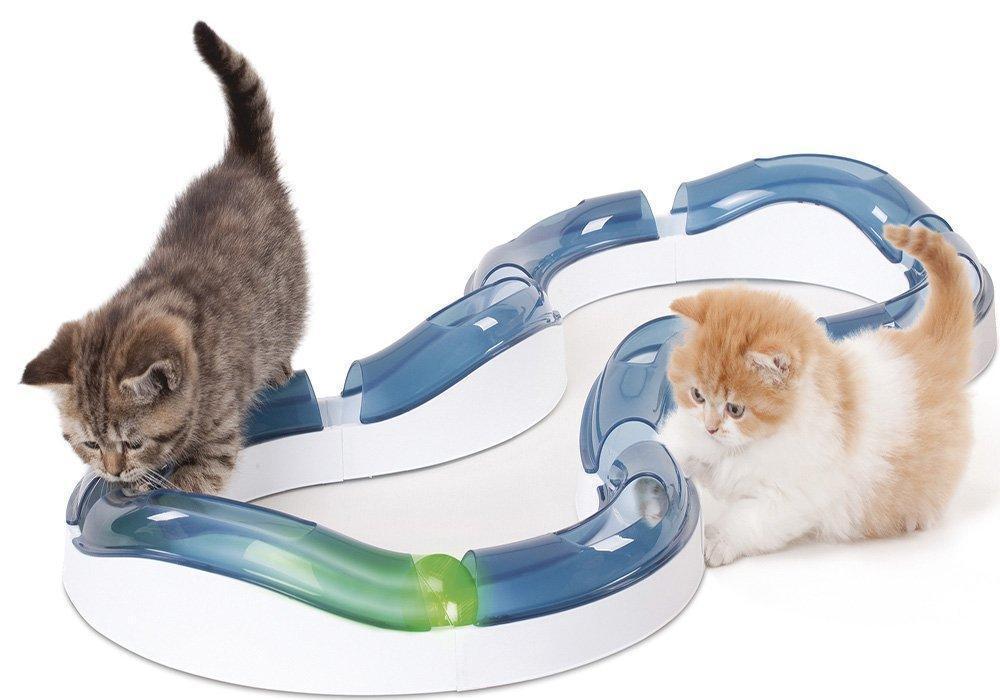Игрушка-лабиринт Hagen Catit Super Roller Circuit для кошек