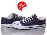Кеды мужские ALL STAR в стиле Converse р 40-44 (код 6771-00), фото 2