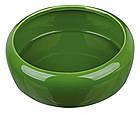 Миска Trixie Ceramic Bowl для грызунов, керамика, 0.1 л, фото 2