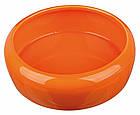 Миска Trixie Ceramic Bowl для грызунов, керамика, 0.1 л, фото 3