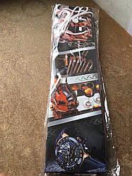 Подарочные бумажные пакеты БУТЫЛКА 12*9*36 см Виски