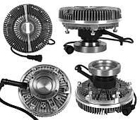 Вискомуфта вентилятора RVI MAGNUM DXi12 2004-2006г