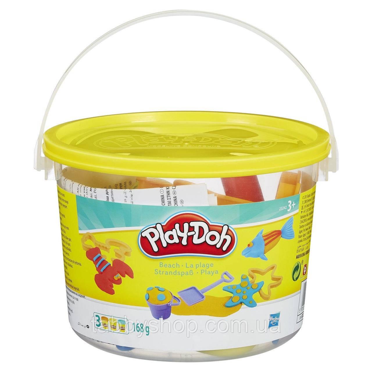 """Игровой набор HASBRO Play Doh """"Морские обитатели"""""""