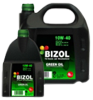 Bizol Green Oil 10W-40 4л.