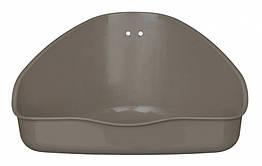 Туалет Trixie Corner Toilet для грызунов угловой, 16х7х12 см