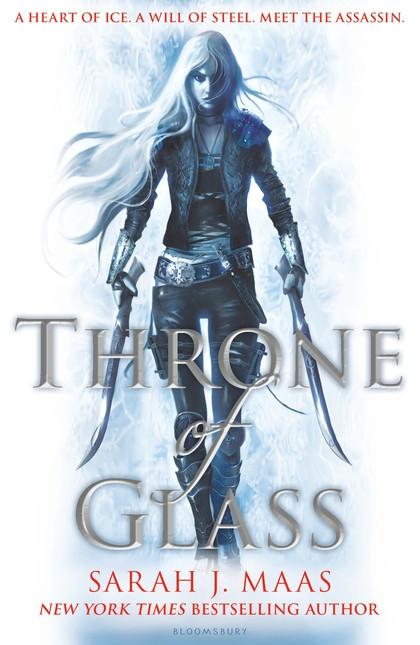 Книга Throne of Glass