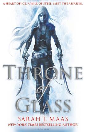 Книга Throne of Glass , фото 2