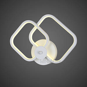 Бра светодиодная модель 01-L1030 WH