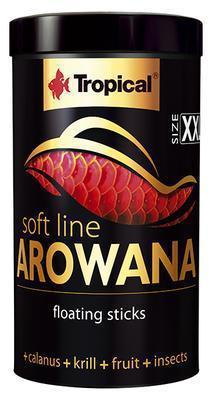Tropical Arowana XXL Soft Line для взрослых арован 250мл/80гр (67354)