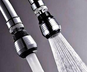 Насадка на кран экономитель воды Water Saver, экономитель воды аэратор water saver, Распродажа, фото 2