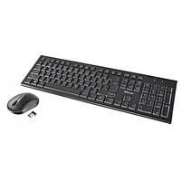 Беспроводная клавиатура + мышка Nola Wireless