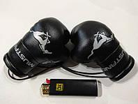 Подвеска боксерские перчатки Ford MUSTANG черные 00505