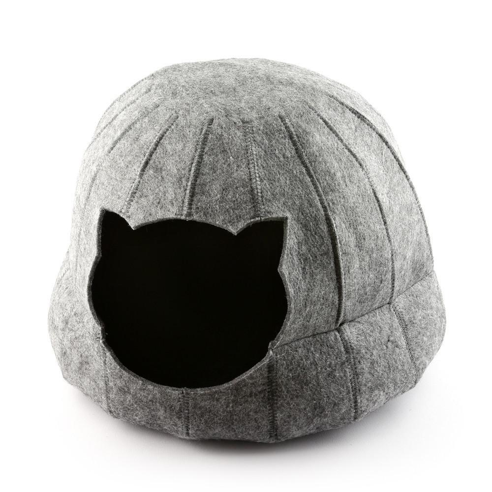 Домик для кошки Полусфера без подушки, Digitalwool