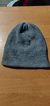 Мужская вязанная шапка