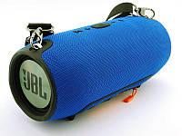 Портативная Bluetooth колонка JBL Xtreme Mini  - Синяя Реплика, фото 4