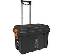 Ящик чемодан на колесах для инструмента Truper CHP-25R, 640х380х460 мм