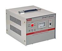 Стабилизатор напряжения Элим СНАП-2000, однофазный, переносной