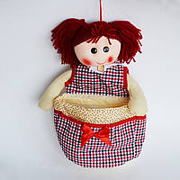 Кукла - карман. Мягкая игрушка