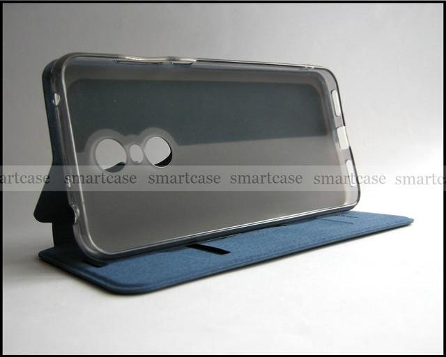 купить умный синий чехол Xiaomi redmi 5 Plus mofi vintage