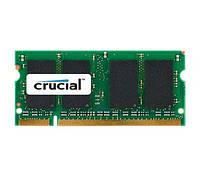 Оперативная память для ноутбука SoDIMM DDR2 2GB 800MHz CRUCIAL by Micron (CT25664AC800)