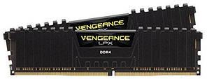 Оперативна пам'ять Corsair 32 GB (2x16GB) DDR4 3000 MHz Vengeance LPX (CMK32GX4M2B3000C15)