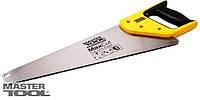 Ножовка столярная MAX CUT полированная Mastertool 14-2140