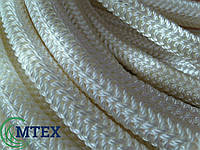 Шнур капроновий фал плетений Ø12мм. 20 метрів, фото 1