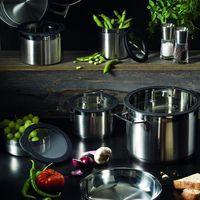 Набор посуды из 9 предметов с термодатчиком Roesle Silence (R91392)