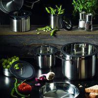 Набор посуды из 9 предметов с термодатчиком Roesle Silence (R91392), фото 1