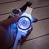 JEANE CARTER с LED подсветкой Quartz Наручные мужские часы