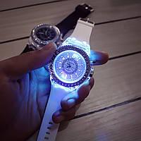 JEANE CARTER с LED подсветкой Quartz Наручные мужские часы, фото 1