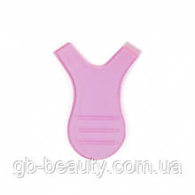 Разделитель (аппликатор) для Завивки Ресниц LASH SECRET розовый