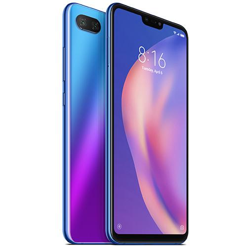 Смартфон Xiaomi Mi 8 Lite 4/64 Gb Aurora Blue Global version (EU) 12 мес