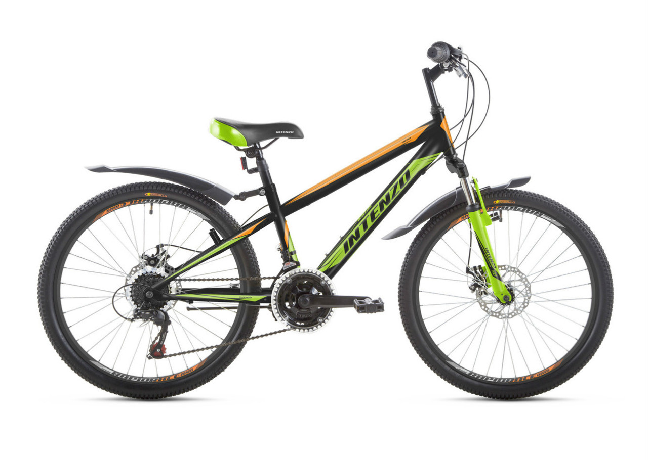 Велосипед 24 Intenzo Energy disk 11