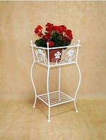 Подставка для цветов напольная Мальва Квадрат малый
