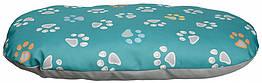 Матрац Trixie Jimmy Cushion нейлон и полиэстер, бирюзовый, 65х40 см