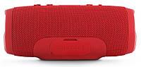 Портативная Bluetooth колонка JBL Charge 3 - Красная Реплика, фото 7