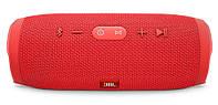 Портативная Bluetooth колонка JBL Charge 3 - Красная Реплика, фото 6